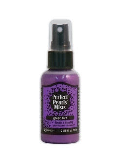 Ranger Perfect Pearls Mist GRAPE FIZZ Glimmer Spray PPM31307*