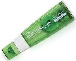 PLUS Glue Adhesive Tape TG-724 GREEN Thin Runner