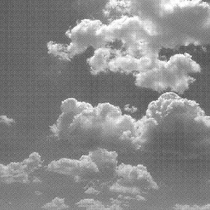 Impression Obsession Cling Stamp CLOUDS CC091 zoom image