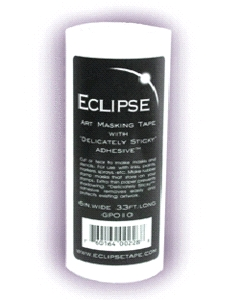 Judikins Eclipse ART MASKING TAPE Roll Adhesive