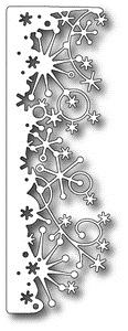 Memory Box FROSTYVILLE BORDER Craft Die 98146 Preview Image