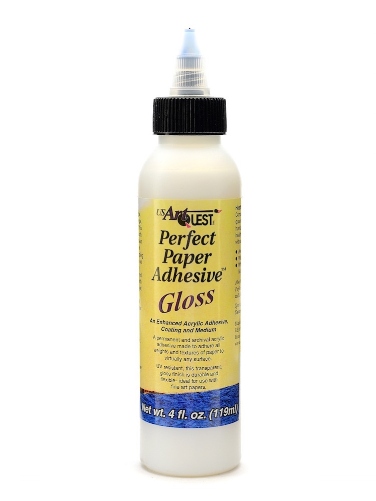 US Artquest GLOSS Perfect Paper Adhesive PPA104 zoom image
