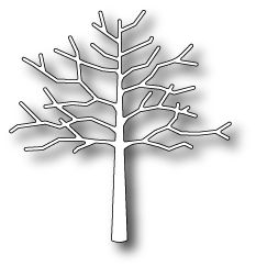 Memory Box TWIGGY TREE Craft DIE 98143 Preview Image