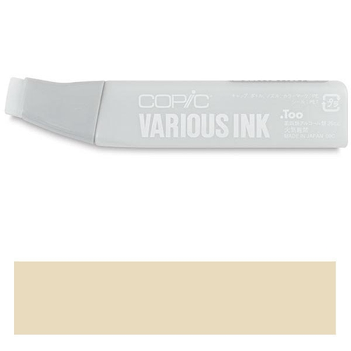 Copic Marker REFILL E43 DULL IVORY Original Sketch And Ciao Preview Image