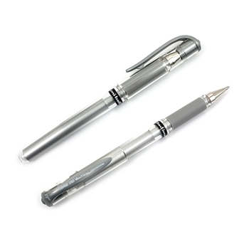 Uni-Ball Pen Signo Gel Silver