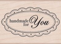 Hero Arts HANDMADE Rubber Stamp F5548