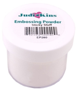 Judikins STICKY STUFF 2oz EMBOSSING POWDER EP260