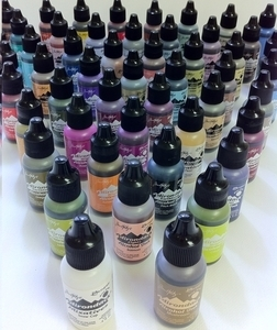 Tim Holtz Alcohol Inks