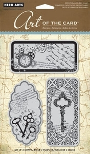 Hero Arts Cling Stamps UNTITLED KEY AC008 Preview Image