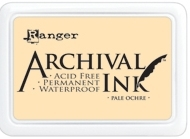 Ranger Archival Ink Pad PALE OCHRE AIP30621