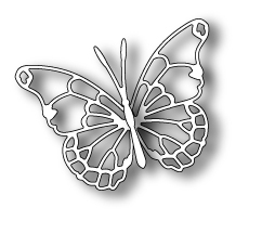 Memory Box VIVIENNE BUTTERFLY Craft DIE 98265