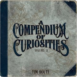 Tim Holtz Idea-ology VOLUME 2 A COMPENDIUM OF CURIOSITIES Book Two th93018