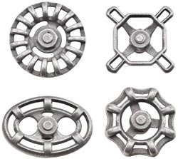 Tim Holtz Idea-ology FAUCET KNOBS th93677 zoom image