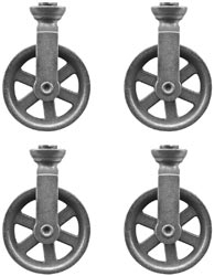 Tim Holtz Idea-ology PULLEY WHEELS Metal TH93008 zoom image