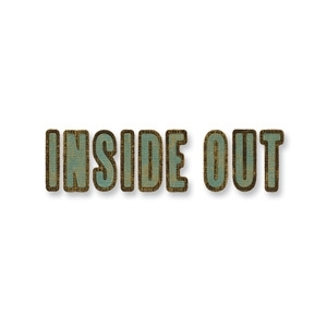 Tim Holtz Sizzix Die INSIDE OUT Decorative Strip Sizzlits 657827