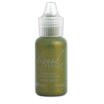 Ranger AVOCADO Liquid Pearls Pearlescent Paint LPL28055
