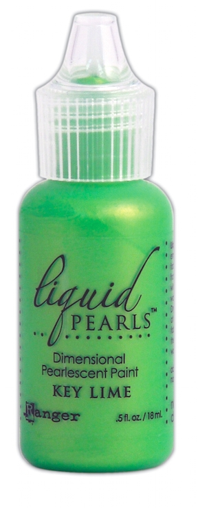 Ranger KEY LIME Liquid Pearls Pearlescent Paint LPL28192 zoom image
