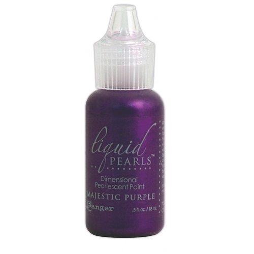 Ranger MAJESTIC PURPLE Liquid Pearls Pearlescent Paint LPL28215 Preview Image