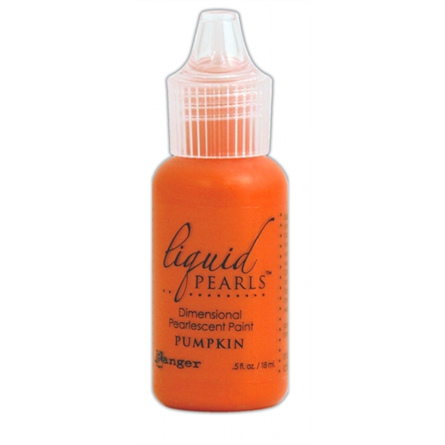 Ranger PUMPKIN Liquid Pearls Pearlescent Paint LPL33967 Preview Image