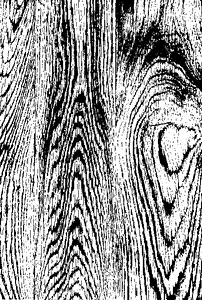 Tim Holtz Rubber Stamp WOOD GRAIN Stampers Anonymous X1-1798 Preview Image