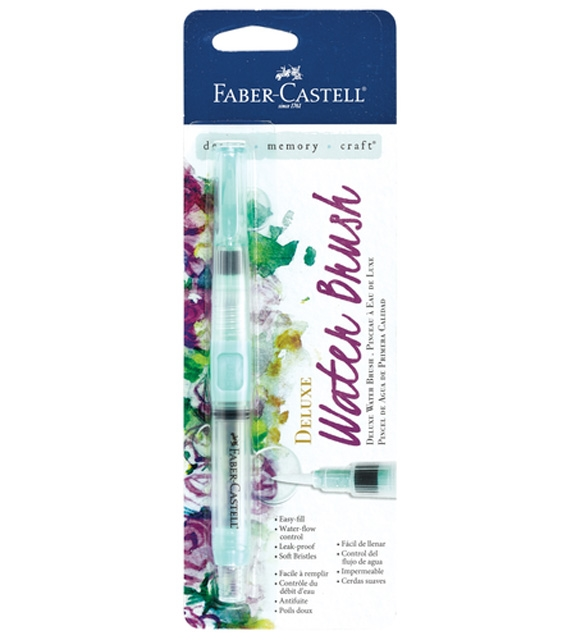 Faber-Castell DELUXE WATER BRUSH Leak Proof Easy Fill 770306 zoom image