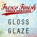 Paper Artsy Fresco Finish GLOSS GLAZE Acrylic Paint 1.69oz FF51