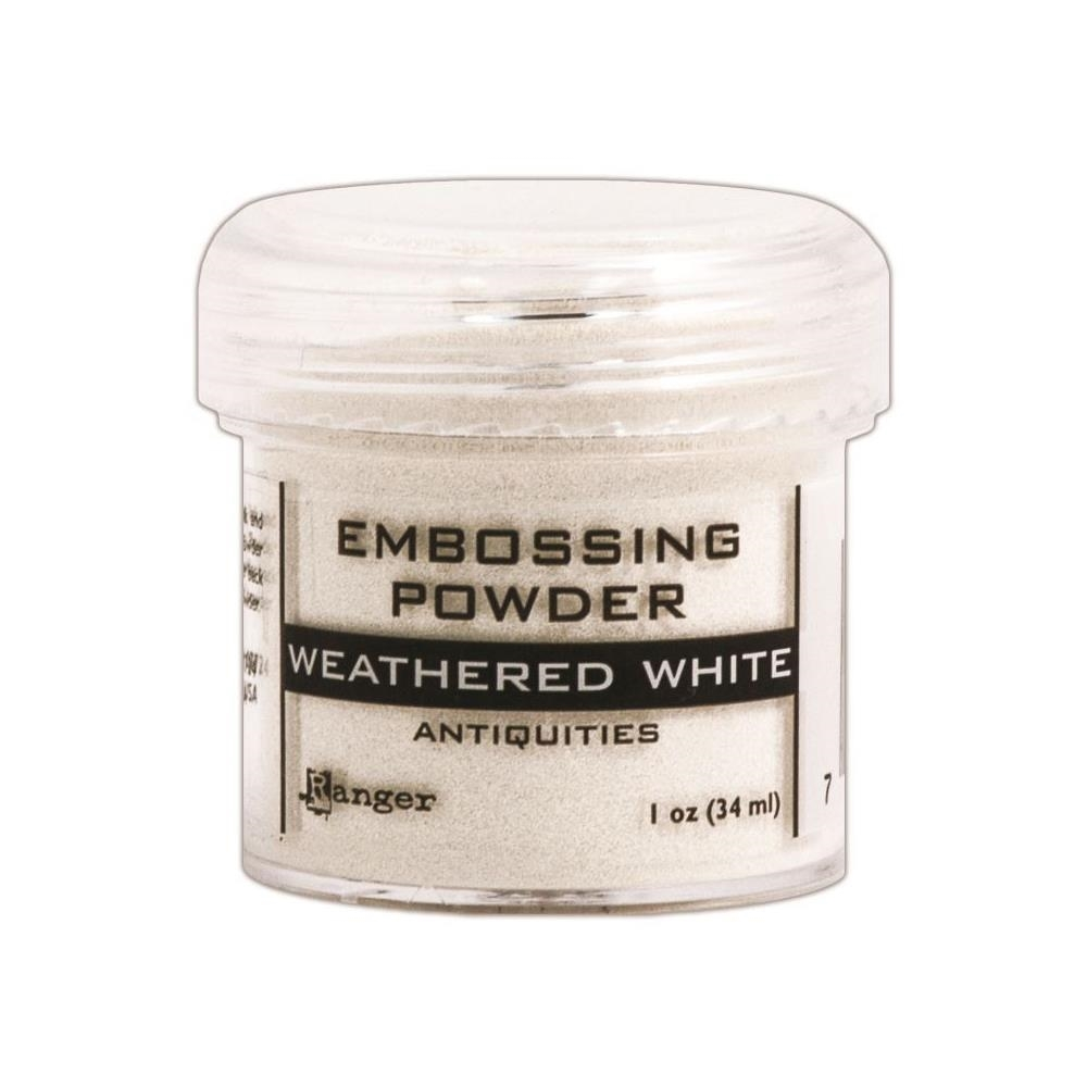 Ranger WEATHERED WHITE Antiquities Embossing Powder EPJ37538 zoom image