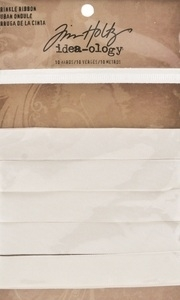 Tim Holtz Idea-ology CRINKLE RIBBON TH93020