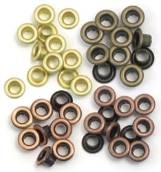 We R Memory Keepers WARM METAL Standard Eyelets 415831