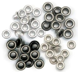 We R Memory Keepers COOL METAL Standard Eyelets 41584