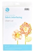 Silhouette CLEAN CUT Heat Transfer Fabric Interfacing*