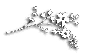 Memory Box HONEYBLOSSOM SPRIG Craft DIE 98333 Preview Image