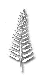 Memory Box DELICATE FERN Craft DIE 98341 Preview Image